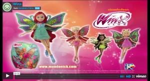 Winx - Bandeira Films
