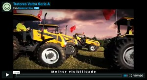 Tratores Valtra Serie A - Bandeira Films